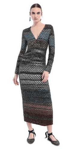 Missoni Long dresses Kate&You-ID9488