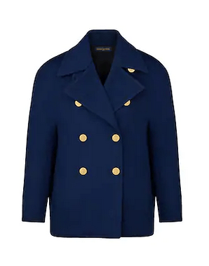 Louis Vuitton Double Breasted & Peacoats Kate&You-ID6497