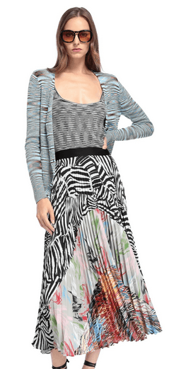 Missoni Long skirts Kate&You-ID8883