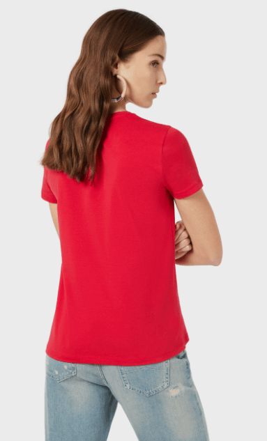 Emporio Armani - T-shirts - for WOMEN online on Kate&You - 3H2T6Q2JQAZ10334 K&Y8220