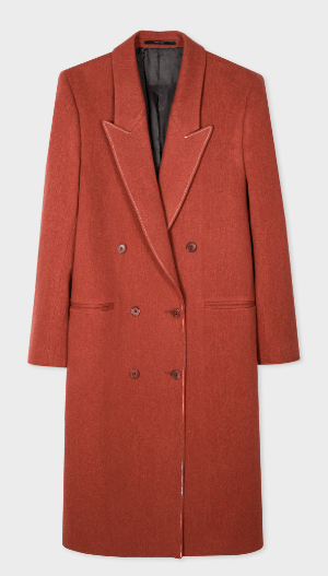Paul Smith Double Breasted & Peacoats Kate&You-ID10564
