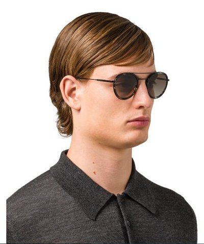 Prada - Sunglasses - Game for MEN online on Kate&You - SPR56X_E05A_F01X1_C_049 K&Y11143