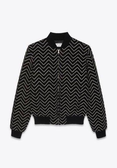 Yves Saint Laurent - Bomber Jackets - for MEN online on Kate&You - 671921Y525R1000 K&Y11913