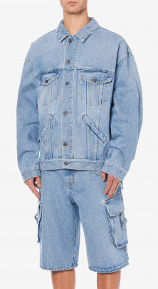 Moschino - Denim Jackets - for MEN online on Kate&You - 202Z A063652220294 K&Y9397