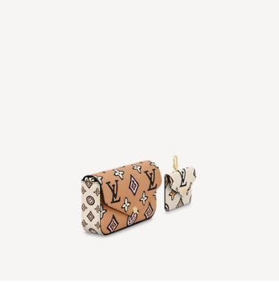 Louis Vuitton - Clutch Bags - Félicie Strap & Go for WOMEN online on Kate&You - M80695 K&Y11764