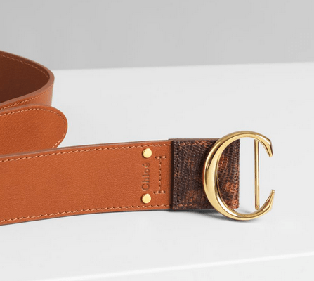 Chloé - Belts - for WOMEN online on Kate&You - CHC19AC023CLE247 K&Y5232