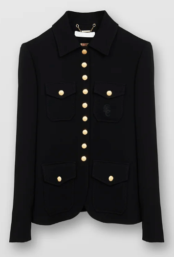 Chloé Fitted Jackets Kate&You-ID10092