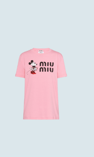 Miu Miu T-shirts Kate&You-ID6036