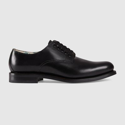 Gucci - Lace-Up Shoes - for MEN online on Kate&You - 547656 0GQ00 1000 K&Y2060