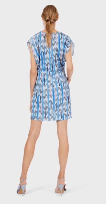 Emporio Armani - Robes Courtes pour FEMME online sur Kate&You - 3H2A932N4IZ1F702 K&Y8179