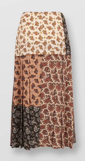 Chloé - Long skirts - for WOMEN online on Kate&You - CHC20WJU3833124U K&Y10541