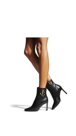 Сапоги и ботинки - Jimmy Choo для ЖЕНЩИН Minori 85 онлайн на Kate&You - MINORI85CLF - K&Y8499