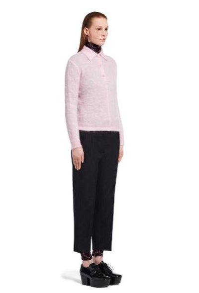 Prada - Polo tops - for WOMEN online on Kate&You - P24L1I_1ZOJ_F0442_S_212  K&Y12291