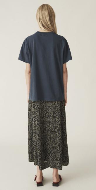 Ganni - T-shirts pour FEMME online sur Kate&You - T2522 K&Y7659