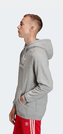 Adidas Sweatshirts capuche Premium Kate&You-ID8749