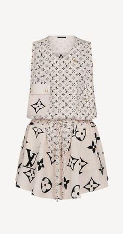 Louis Vuitton Short dresses Kate&You-ID11063