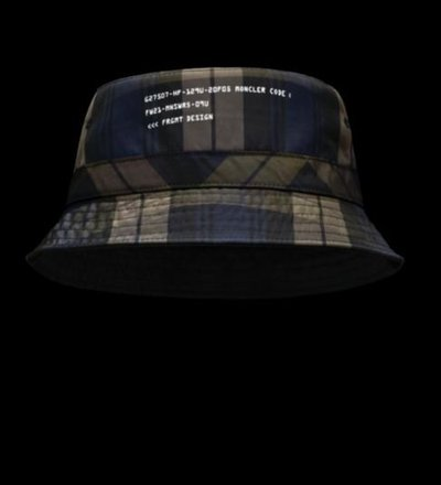 Moncler - Hats - Hiroshi Fujiwara for MEN online on Kate&You - G209U3B00001595E3 K&Y11289