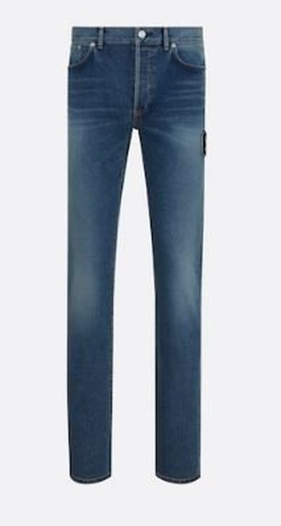 Dior Slim-Fit Trousers Kate&You-ID11228