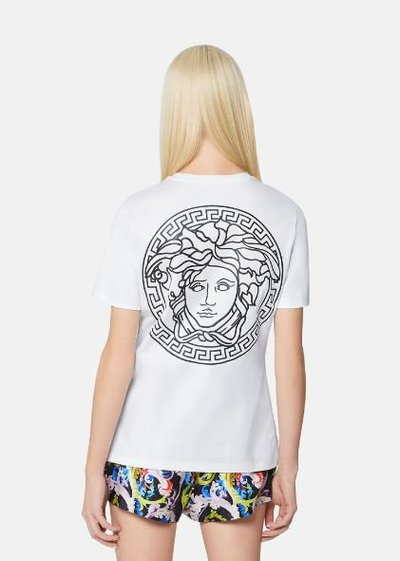 Versace - T-shirts - for WOMEN online on Kate&You - 1001589-1A00603_2W020 K&Y11815