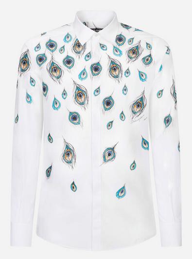 Dolce & Gabbana Shirts Kate&You-ID9426