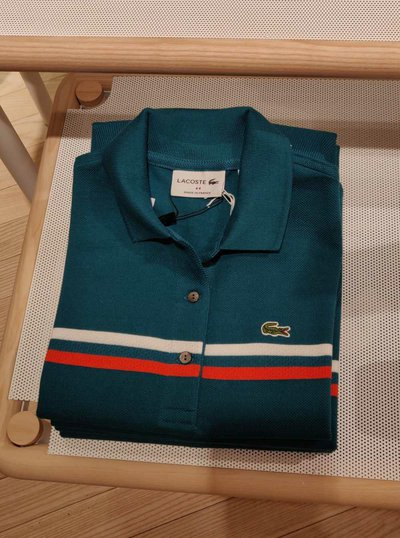 Lacoste Polo tops Kate&You-ID1336