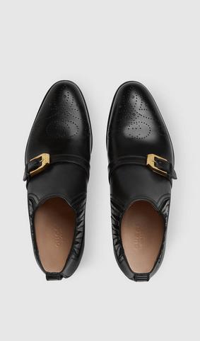 Сапоги и ботинки - Gucci для ЖЕНЩИН онлайн на Kate&You - 572992 06F00 1000 - K&Y9131