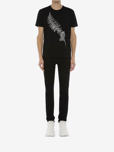 Alexander McQueen - T-shirts & canottiere per UOMO online su Kate&You - 573586QNZ590901 K&Y2452