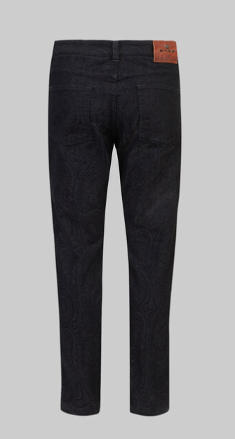 Etro - Pantaloni slim per UOMO online su Kate&You - 201U1W50811430200 K&Y7459