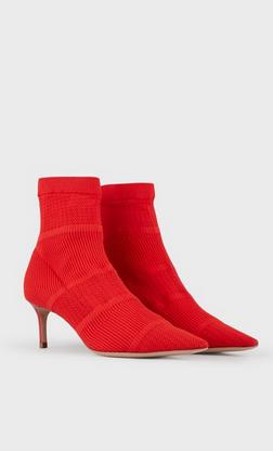 Сапоги и ботинки - Giorgio Armani для ЖЕНЩИН Bottines chaussettes en tissu stretch онлайн на Kate&You - X1M350XM3621K001 - K&Y8535