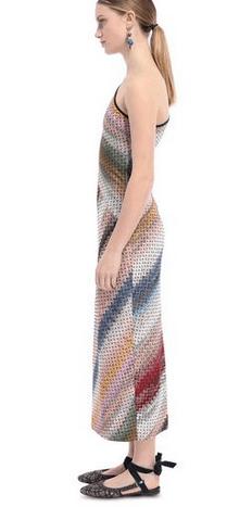 Missoni - Long dresses - for WOMEN online on Kate&You - MDG00696BR00BESM25F K&Y9489