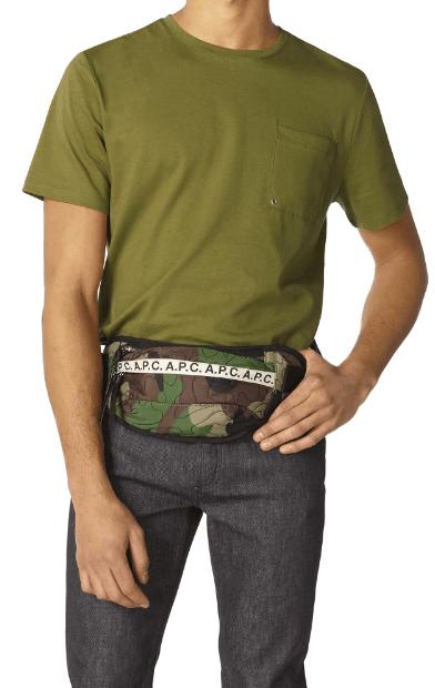 A.P.C. - Backpacks & fanny packs - for MEN online on Kate&You - H62097 K&Y6274
