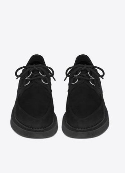 Yves Saint Laurent Lace-Up Shoes Kate&You-ID11501