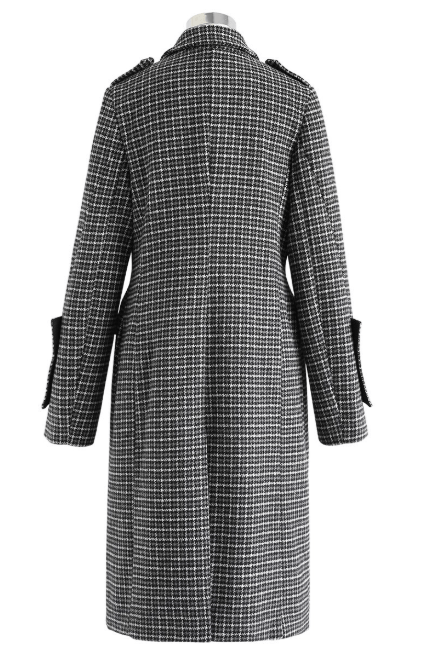 Chicwish - Double Breasted & Peacoats - for WOMEN online on Kate&You - T191203011 K&Y7452