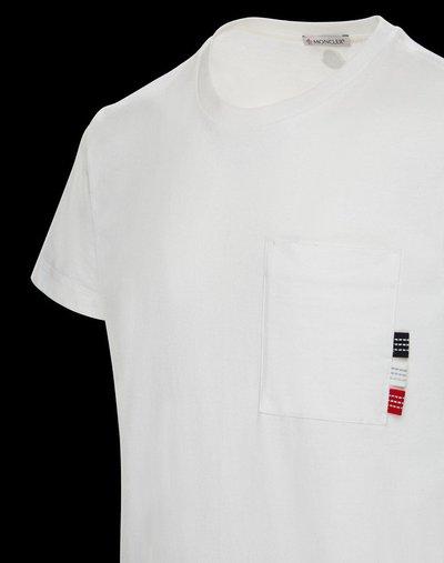 Moncler - T-Shirts & Débardeurs pour HOMME online sur Kate&You - : 09180490008390T999 K&Y1810