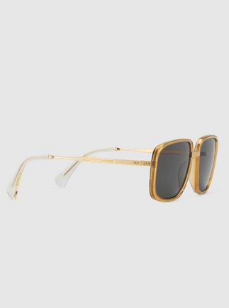 Gucci - Sunglasses - Lunettes de soleil rectangulaires for MEN online on Kate&You - 632693 I3330 8037 K&Y8392