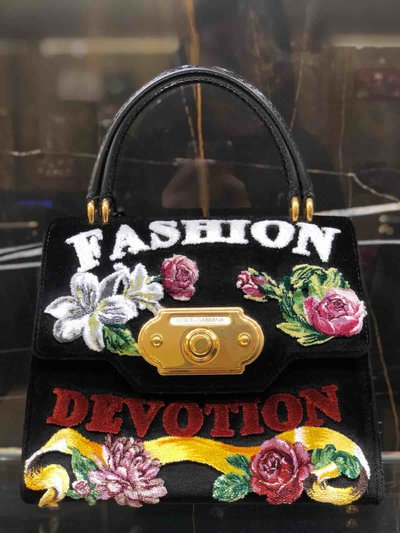 Dolce & Gabbana - Borse a spalla per DONNA Welcome Fashion Devotion online su Kate&You - K&Y1446