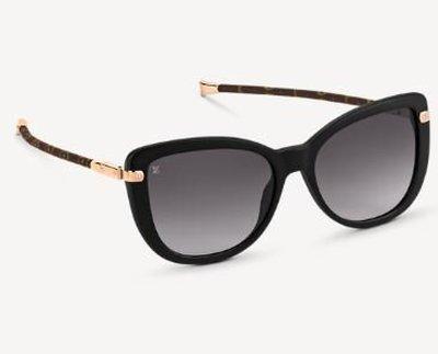 Louis Vuitton Sunglasses CHARLOTTE Kate&You-ID11023