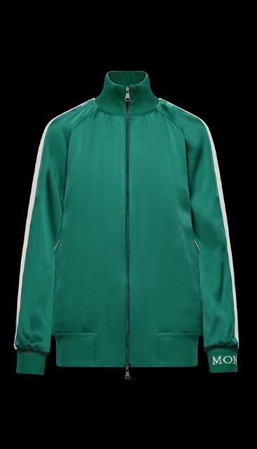 Спортивные куртки - Moncler для ЖЕНЩИН онлайн на Kate&You - 0935760300C0006417 - K&Y7589