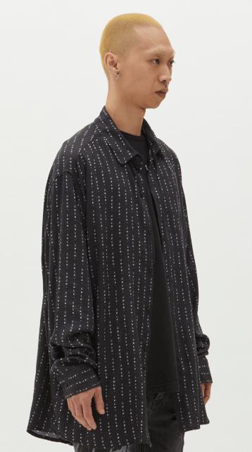 Ksubi - Chemises pour HOMME online sur Kate&You - 5000004647 K&Y7849