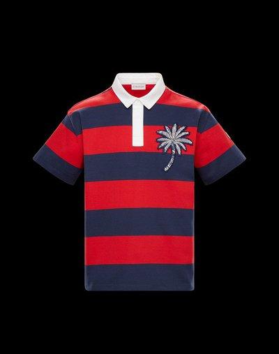 Moncler Polo Shirts Kate&You-ID2077