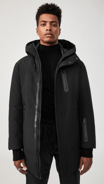 Куртки бомбер - Mackage для МУЖЧИН онлайн на Kate&You - CHANO - K&Y7430