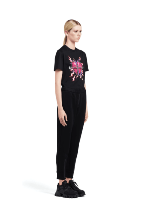 Prada - Leggings pour FEMME online sur Kate&You - 132323_1MOA_F0002_S_192 K&Y2369