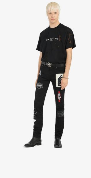 Givenchy - T-Shirts & Débardeurs pour HOMME online sur Kate&You - BM70RV3Y41-004 K&Y6024