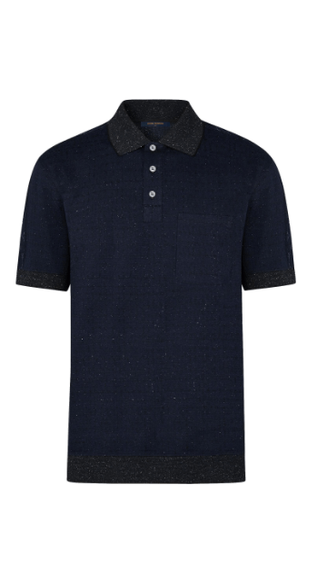 Louis Vuitton Polo Shirts Kate&You-ID5524