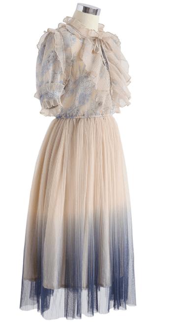 Chicwish - Robes Mi-longues pour FEMME online sur Kate&You - D180802018 K&Y7311