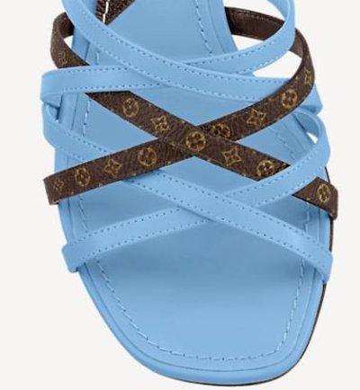 Louis Vuitton - Sandals - NOVA for WOMEN online on Kate&You - 1A9CXS  K&Y11271