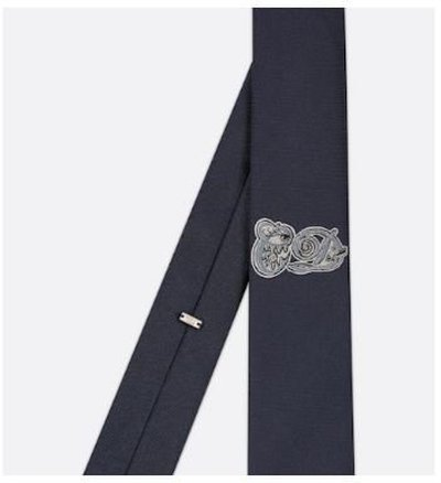 Dior - Ties & Bow Ties - for MEN online on Kate&You - 19C1047A0494_C588 K&Y10917