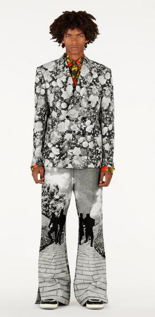 Куртки - Louis Vuitton для МУЖЧИН онлайн на Kate&You - 1A53WS - K&Y6489