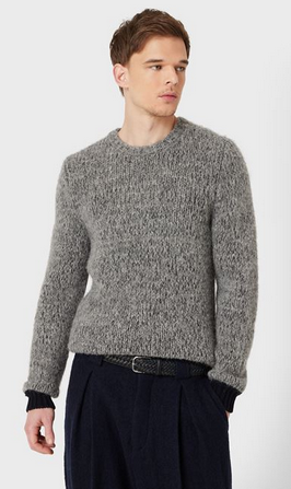 Giorgio Armani - Jumpers - for MEN online on Kate&You - 6HSM27SM35Z1FBUV K&Y10271