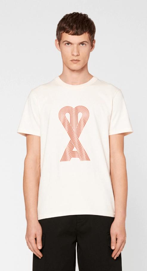 Ami Alexandre Mattiussi - T-shirts & canottiere per UOMO online su Kate&You - E20HJ161.703 K&Y7250